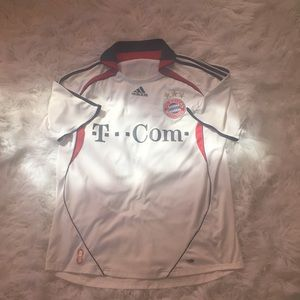 FC Bayern Munchen Lukas Podolski Jersey
